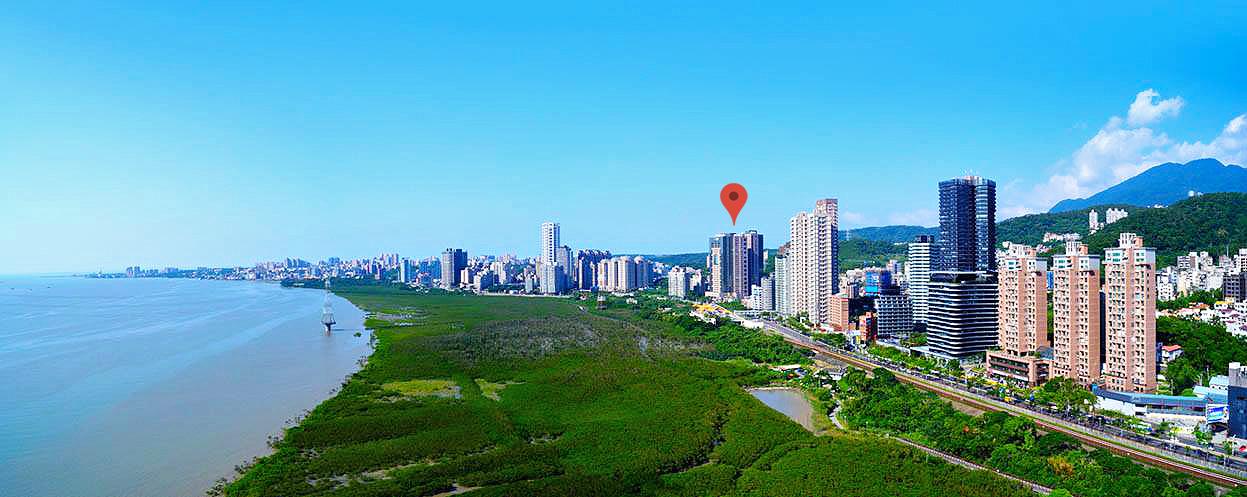 翰強生物科技-台灣新北市紅樹林